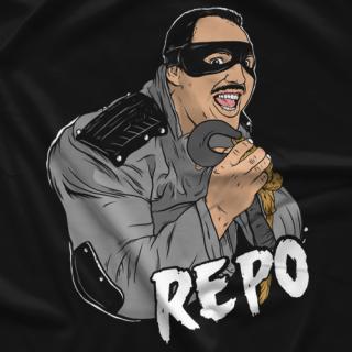 Repo Man Repo T-shirt
