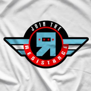 Resistance Pro R Wars T-shirt