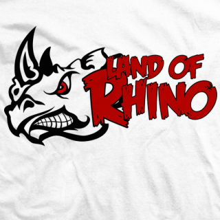 Land of Rhino (White)