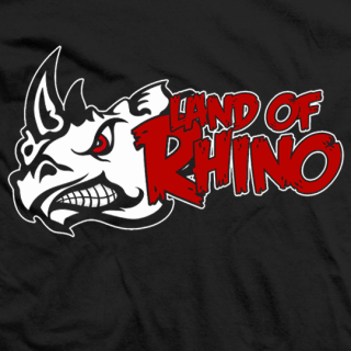 Land of Rhino (Black)