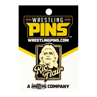 Ric Flair - Golden Wrestling Pin