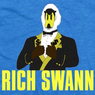 Rich Swann T-shirt