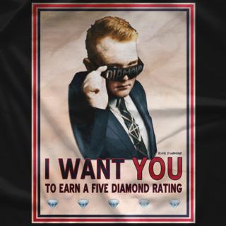 Rick Diamond Wants YOU!