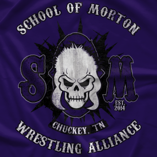 Rickey Morton Wrestling Alliance T-shirt