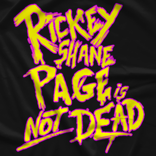 RSP Is NOT Dead T-shirt