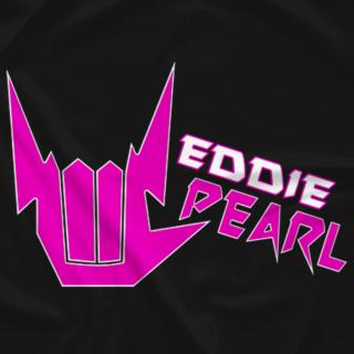 Eddie pearl pink logo