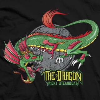 Dragon Steamboat T-shirt