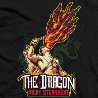 Fire Breathing Dragon T-shirt