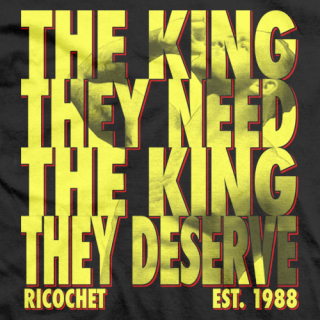 The King They Deserve T-shirt
