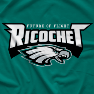 Ricochet Eagle T-shirt