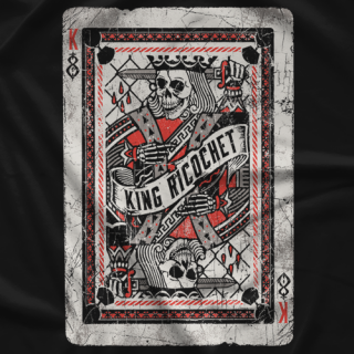 Ricochet Wild Card T-shirt