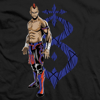 Ricochet Cartoon T-shirt