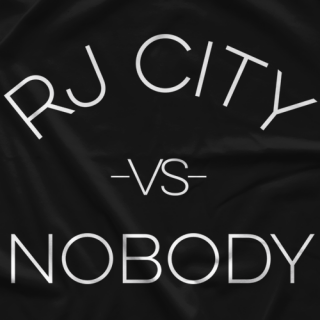 RJ City vs Nobody T-shirt