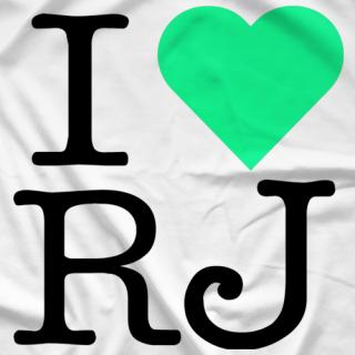 I Heart RJ T-shirt