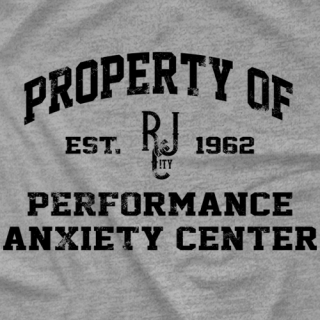 Performance Anxiety Center