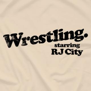Wrestling starring RJ City