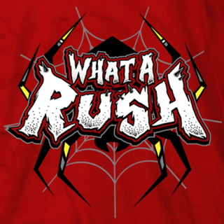 What A Rush Spider