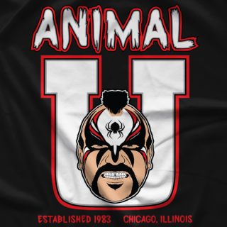 Road Warriors Animal U T-shirt