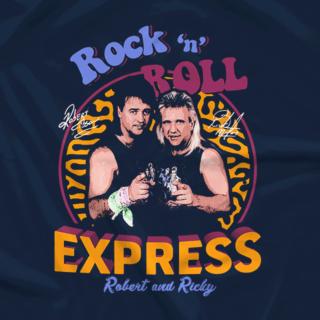 Rock N' Roll Express Retro