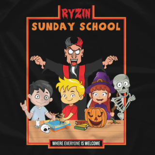 Sunday School (Kids shirt)
