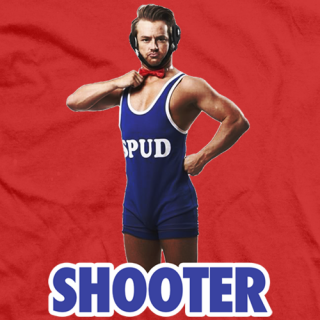 Rockstar Spud Shooter T-shirt