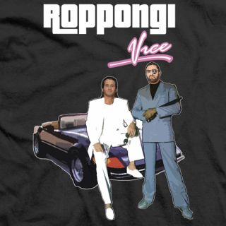 RPG Vice Squad T-shirt