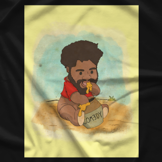 Ron Funches Ronnie The Pooh T-shirt