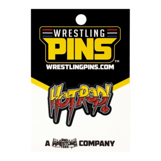 Rowdy Roddy Piper - Hot Rod Wrestling Pin