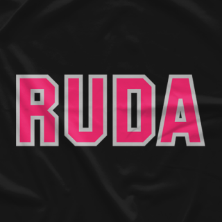 RUDA OG Logo
