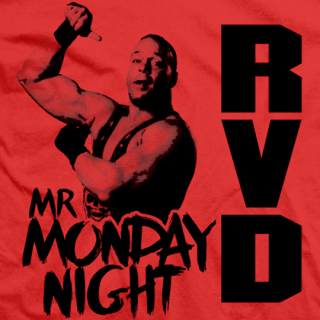 RVD Red T-shirt