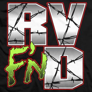 RV F'N D T-shirt
