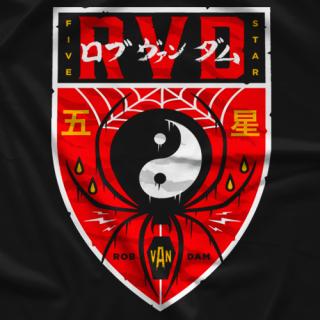 Rob Van Dam Venom  T-shirt