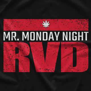 Rob Van Dam Monday Night T-shirt