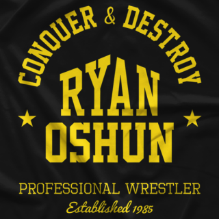 Ryan Oshun Oshun Roots T-shirt