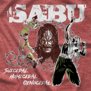 Sabu Tribute T-shirt