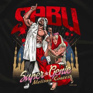 Sabu and Super Genie