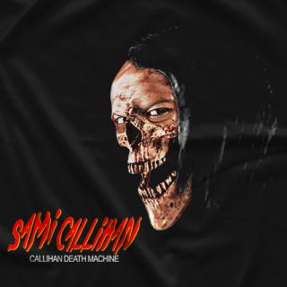 Sami Callihan Evil Dead Retro T-shirt