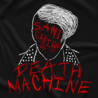 Sami Callihan Attitude Scratch T-shirt