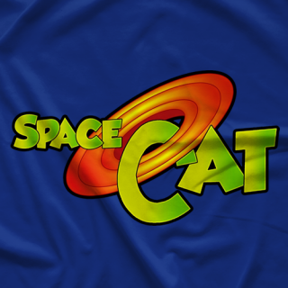 SpaceCat JAM T-shirt