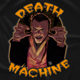 Dracula Death Machine