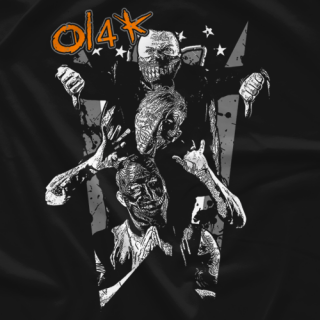 OI4K Flag Black