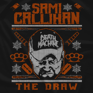 Sami Callihan X-Mas (Also Available in Sweatshirt)