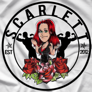 Scarlett Guns n Roses T-shirt