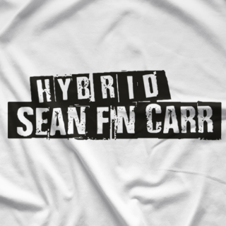 Sean Carr F'N Carr (White) T-shirt