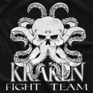 Sean Ross Sapp Kraken Fight Team T-shirt