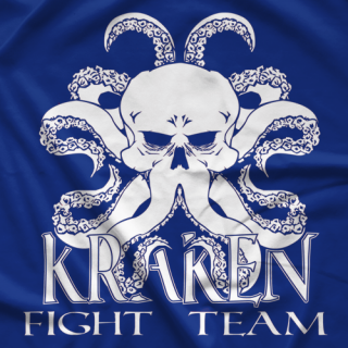 Kraken Fight Team Blue