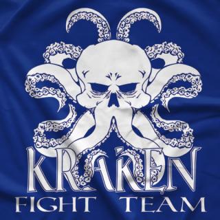 Kraken Fight Team Blue