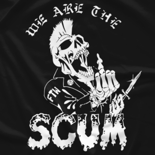 We Are The Scum
