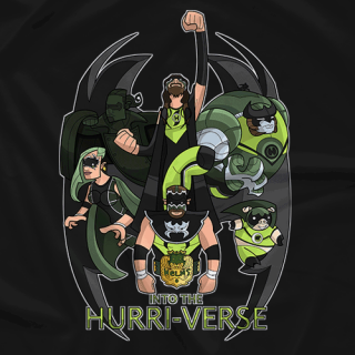 Into the Hurri-Verse