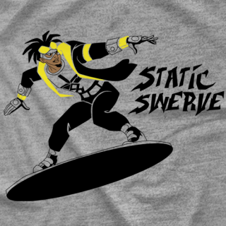 Shane Strickland Swerve Shock Shirt